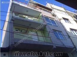 izmir bayraklıda sahibinden satılık 4 katlı bina