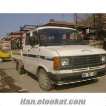fort 5+1 çift kabin kamyonet