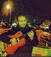 GİTAR DERSİ-GİTAR KURSU İSTANBUL/Cv;Mimarsinan Ün.Gitar MASTER