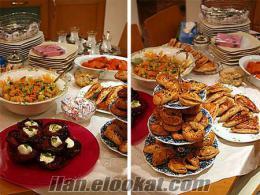 Kocaeli evlere yemek