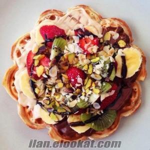 waffle ustaları aranıyor