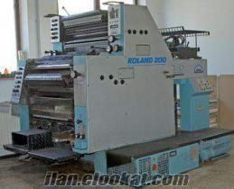 Roland 202 Ofset Ustası Aranıyor