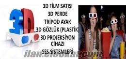 OKULLARDA 3D/HOLOGRAM FİLM BAYİLİĞİ