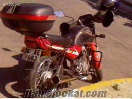 Satılık honda Titan 2000 Model Teniz