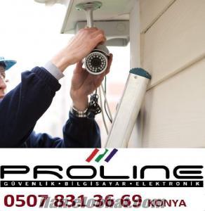 Konya Güvenlik Kamera Sistemleri, Konya Alarm Sistemleri Firmaları