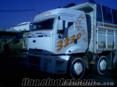 yeni hasarlı hasarsız parçalanacak kamyon çekici alınır