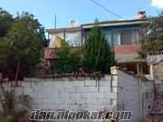izmir bayındırda satılık köy evi