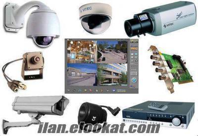 Samsun Canik Güvenlik Kamera