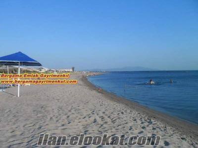 İzmir Dikili salihleraltı Gülkent SATILIK denize 0 sitedenize yakın