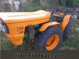 goldoni 230 bahçe traktörü traktörü