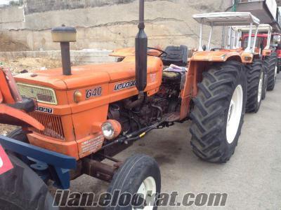 640 traktör