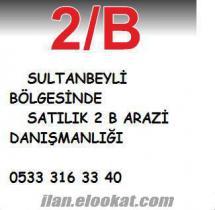 Sultanbeylide 38 bin tl ye satılık arsa