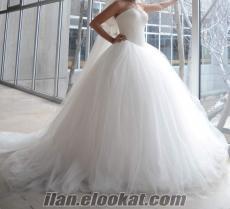 FİGEN BAĞZIBAĞLI Vera Wang Model, Prenses Gelinlik 38-40