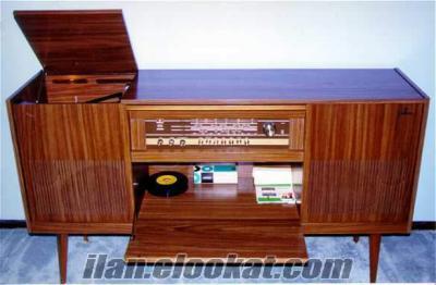 Grundig KS 750U Mobilyalı Müzik Dolabı