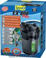 Tetra Tec Ex 800 Plus Dış Filtre - Dolu - SIFIR ÜRÜN 275 TL