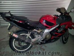 Honda CBR 600 F 27000 de Kazasız Binicisine