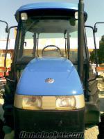 TD 85 D ÇİFTÇEKER NEWHOLLAND 2007 MODEL ORJİNAL KABİNLİ