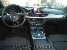 2012 Audi A6 2.0 TDI Multitronic DPF yabancıya ve yurtdışındaki TC vatandaşları