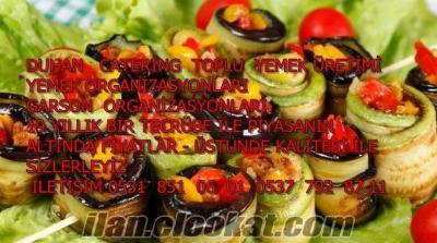 Catring Yemek Toplu Yemek Tablodt Yemek İş yemekleri İstanbul Catring Yemek Verm