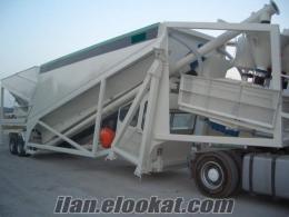 sıfır ikinci el beton santrali 2 el beton pompası ikinci el beton trans mikseri