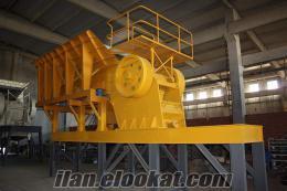 taş ve maden kırma eleme tesisleri konkasörler