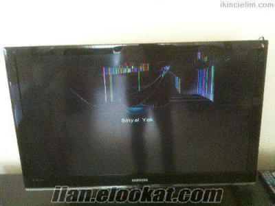 ARZALI veKIRIK EKRAN LCD.LED.TV.LER ALINIR