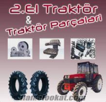 Konyada traktör kasnak