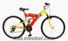 Cenix 26 Jant İxir Amortisörlü Bisiklet