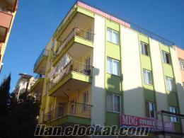 ANTALYA'da, stratejik yer ve konumda, 8 dairelik, 4 katlı Komple Bina