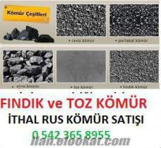 fabrika kömürü ithal fındık kömür rus ceviz kömür ,