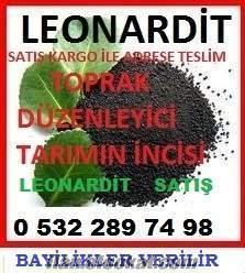 ANTALYA BURDUR leonardit GÜBRE satışı