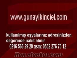 İstanbulda sahibinden satılık ev eşyaları nı alanlar, biz alıyoruz, GÜNAY2.EL