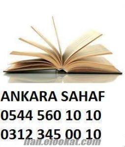Ankara Eski Kitap Alanlar Antika Kitap Alan yerler