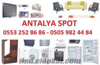 Antalya ikinci el eşya alımı satımı, Antalya Spotçular