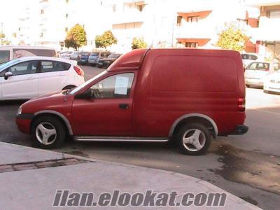 satılık 1999 model opel kombo kamyonet