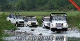 Safari aracı Gezi aracı Turist aracı İmalatı Aysan Bursa