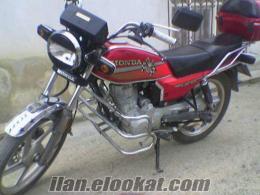 samsunda satılık honda cgl , 125cc , 2005 model, 5 vites