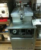 henny penny pişirme cihazı