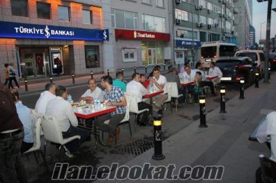 Acil Bayrampaşa Belediyesinin Yanında Devren Satılık Restoran
