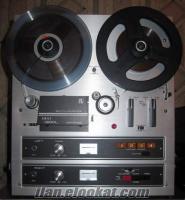 akaı 1800l stereo makaralı ve kartuş teyp satılıktır 1000 tl