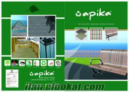 Wpc, kompozit, bank, yer döşemesi, çiçeklik, kaplama, masa