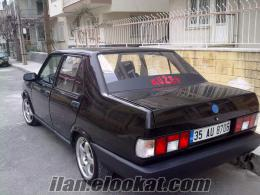 1994 model siyah modifiyeli şahin