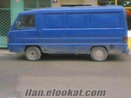 panelvan minibüs