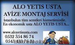Ahşap Avize Montaj Ustası, Boyalı, Ledli Kumandalı Avize Monte, Modern tekli Avi