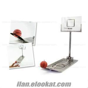 TOPTAN Masaüstü Mini Basketbol Oyunu-Hediye Basket Oyun