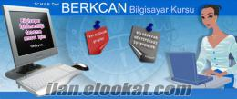 Berkcan Bilgisayar Kursu, Atatürk Bulvarı No :94/9/7 Kat ANKARA/ KIZILAY İ