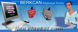 BERKCAN BİLGİSAYAR KURSU ANKARA/KIZILAY