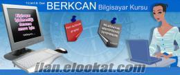 Berkcan Bilgisayar Kursu, Atatürk Bulvarı No :94/9/7 Kat ANKARA/ KIZILAY
