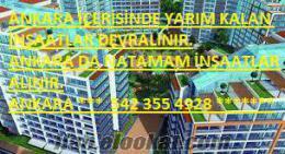 inşaatlar ve binalar satın alınır