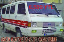 satılık BMC minibüs
